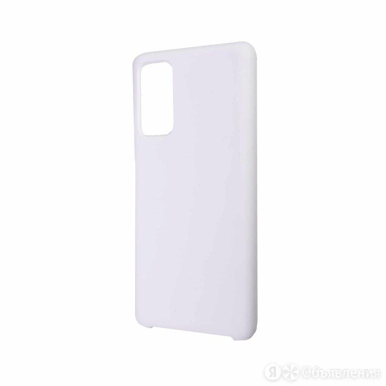 Чехол-накладка для Samsung G780F S20FE SILICONE CASE NL OP белый (9) по цене 340₽ - Чехлы, фото 0