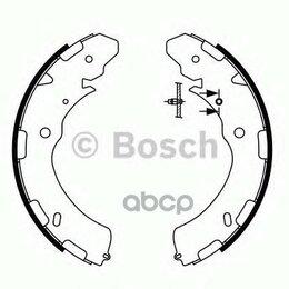 Тормоза - Колодки Торм.Бар.Mitsubishi L200 05- Bosch арт. 0 986 487 758, 0