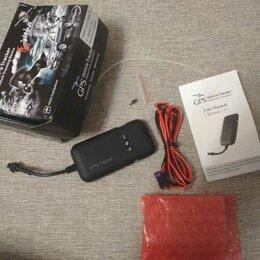 GPS-трекеры - Автомобильный gps трекер новый в упаковке , 0