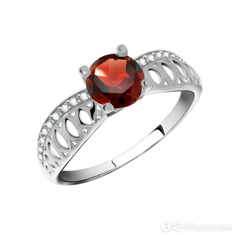 1340200196-31 Кольцо (Ag 925) (18.5) KRASNOE по цене 827₽ - Кольца и перстни, фото 0