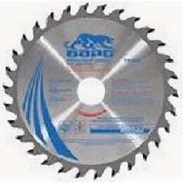 Для шлифовальных машин - Пильный диск по дереву, 130х20/16 мм, 24 твердосплавных зуба, 0