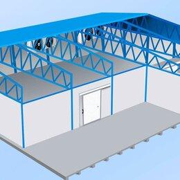 Готовые строения - Модульные и каркасные овощехранилища, 0