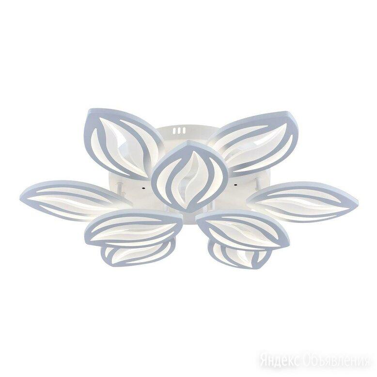 Потолочная светодиодная люстра белая 10221/9LED White по цене 9900₽ - Люстры и потолочные светильники, фото 0