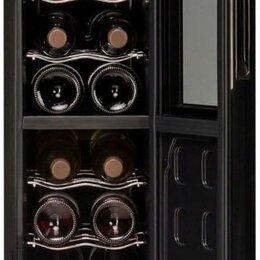 Винные шкафы - Винный шкаф Dunavox DAT-12.33DC, 0