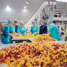 Рабочие - требуются на вахту разнорабочие в кондитерскую фабрику, 0