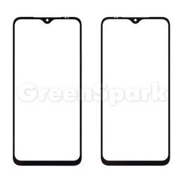 Дисплеи и тачскрины - Стекло для переклейки на Xiaomi Poco M3/Redmi 9T (черный), 0