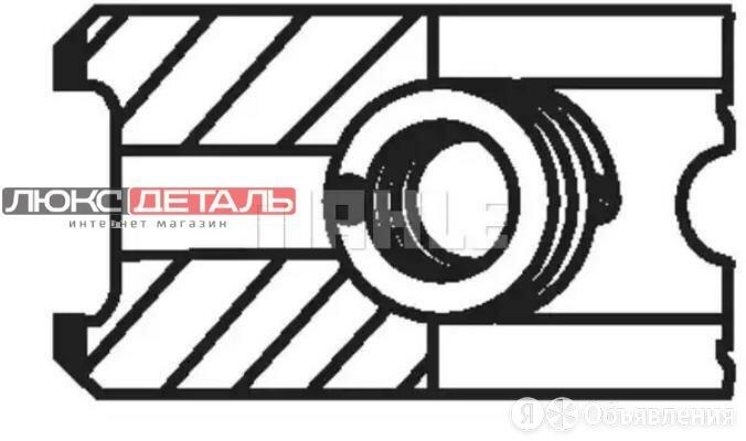 MAHLE 04025N0 040 25 N0_кольца поршневые d75x1.2x1.5x2.5 STD 1\ Peugeot 1007/... по цене 1596₽ - Отопление и кондиционирование , фото 0