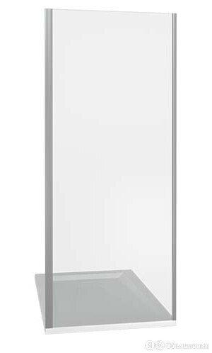Боковая стенка Bas Infinity SP-90-C-CH профиль хром, стекло прозрачное по цене 12190₽ - Комплектующие, фото 0