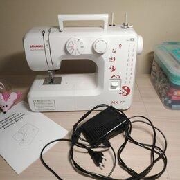 Швейные машины - Швейная машина джаноме MX 77, 0