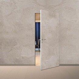 Межкомнатные двери - Скрытые двери-невидимки под покраску/обои, 0