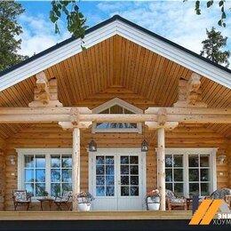 Готовые строения - Дом из оцилиндрованного бревна, 0