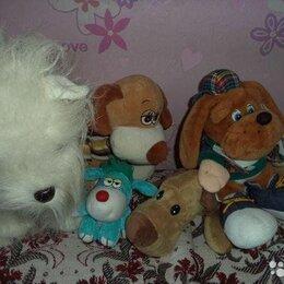Мягкие игрушки - Продаю игрушечных собак, 0