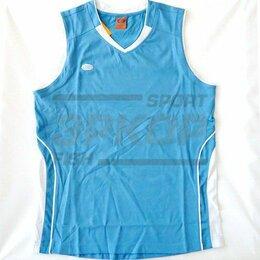 Спортивные костюмы и форма - Форма баскетбольная майка голуб (х4), 0