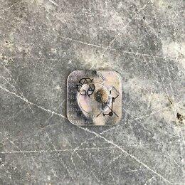 Батарейки - Батарейка серебряно-цинковая Maxell 379 / SR521SW, 0