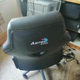 Компьютерные кресла - Компьютерное кресло cougar fusion игровое, 0