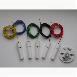 Аксессуары и комплектующие - Комплект из 5 электродов (сталь V2A) для блоков OSF NR-12-TRS-2 / TRS-3, с си..., 0