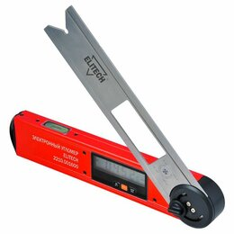Измерительные инструменты и приборы - Угломер электронный Elitech 2210.001600, 0