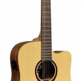 Акустические и классические гитары - LAG GLA T70DCE, 0
