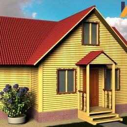 Готовые строения - Каркасный дом кд-412 210.8м², 0