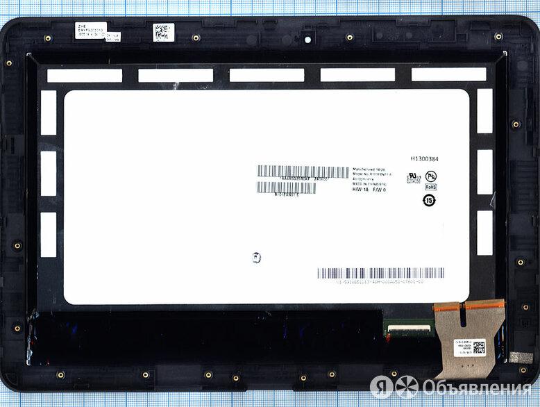 Модуль (матрица + тачскрин) для Asus Transformer Pad TF103CG V1 черный с рамкой по цене 3490₽ - Запчасти и аксессуары для планшетов, фото 0