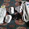 Сетевой фильтр, удлинитель, разветвитель по цене 160₽ - Источники бесперебойного питания, сетевые фильтры, фото 0