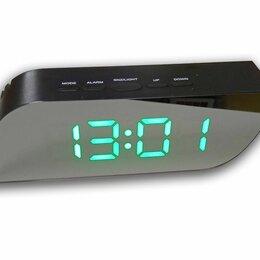 Часы настольные и каминные - часы настольные с будильником, 0