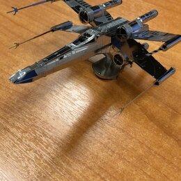 Сборные модели -  макет истребителя x wing из железа, 0