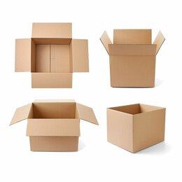 Упаковочные материалы - Гофрокороб для переезда 600 × 400 × 400, 0