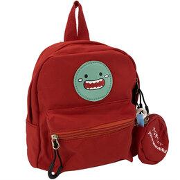 Рюкзаки - Рюкзак детский красный Артикул: 16062-30, 0