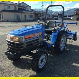 Мини-тракторы - Минитрактор Японский Iseki Sial TF 223, 0