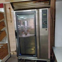 Жарочные и пекарские шкафы - Печь конвекционная Leventi Bakermat DGT пекарская 10 уровней, 0