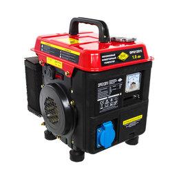 Электрогенераторы и станции - Бензиновый инверторный генератор DDE DPG1201i, 0