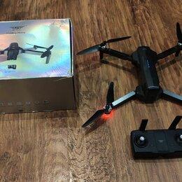 Квадрокоптеры - Квадрокоптер дрон Quad-copter SJRC F11, 0
