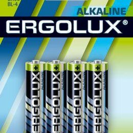 Батарейки - Элемент питания алкалиновый LR03 BL-4 LR03 BL-4 1.5В Alkaline (блист.4шт..., 0