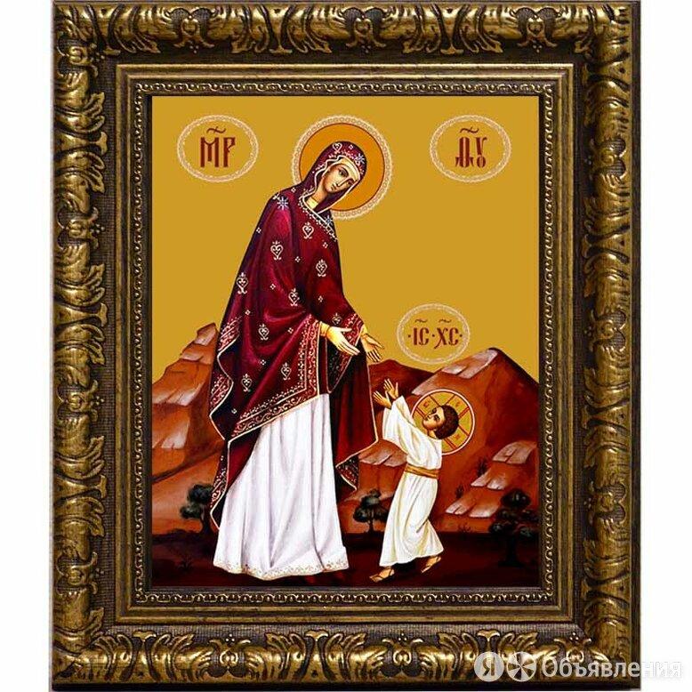 Первые шаги Иисуса Христа. Икона на холсте. по цене 2990₽ - Картины, постеры, гобелены, панно, фото 0