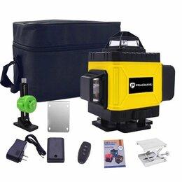 Измерительные инструменты и приборы - Лазерный уровень pracmanu 16 линий 360 градусов , 0