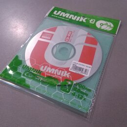 DVD и Blu-ray плееры - UMNIK DVD+R 8x9.4 GB (КОНВЕРТ 1) ДВУХСТ.ДИСК, 0