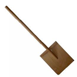Лопаты - Лопата деревянная 14x52см, 0