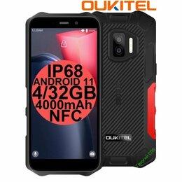 Мобильные телефоны - НОВИНКА защищённые Oukitel WP12 Red IP68/69K 4/32GB 4000mAh NFC, 0