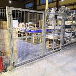 Заборы, ворота и элементы - 3D забор / Ворота, калитки, 0