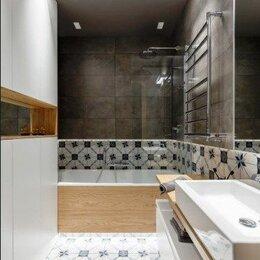 Керамическая плитка - Укладка плитки и керамогранита в ванной., 0