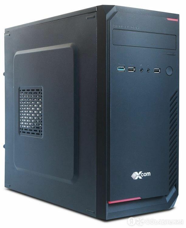 Компьютер X-Com *Business* Intel Core i3-9100/H310/8GB DDR4/120GB SSD + 1... по цене 45861₽ - Настольные компьютеры, фото 0