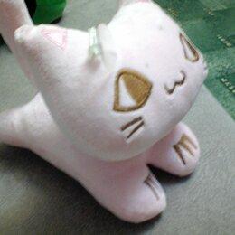 Мягкие игрушки - Мягкая игрушка кот прикольный, 0