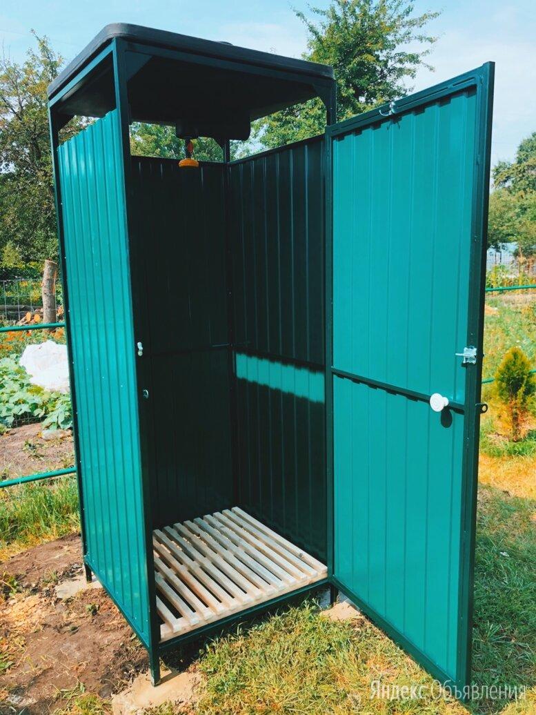 Садовый душ из металлопрофиля по цене 22000₽ - Души, фото 0