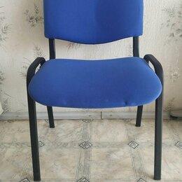 Мебель для учреждений - Стулья изо синие, 0
