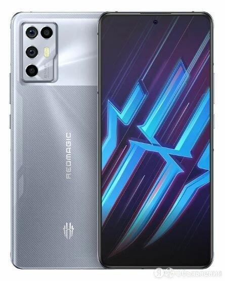 ZTE Nubia Red Magic 6R 5G 12/256GB по цене 48990₽ - Мобильные телефоны, фото 0