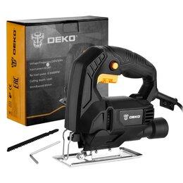 Лобзики - Электролобзик DEKO DKJS650 650 Вт, регулировка оборотов , 0