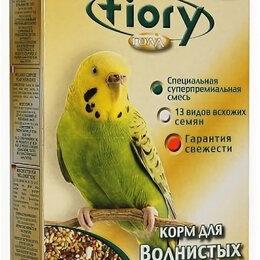 Корма - FIORY корм для волнистых попугаев ORO MIX COCORY 400 г , 0