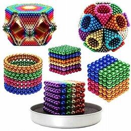Головоломки - Новая Головоломка неокуб (neocube) разноцветный 216шт , 0