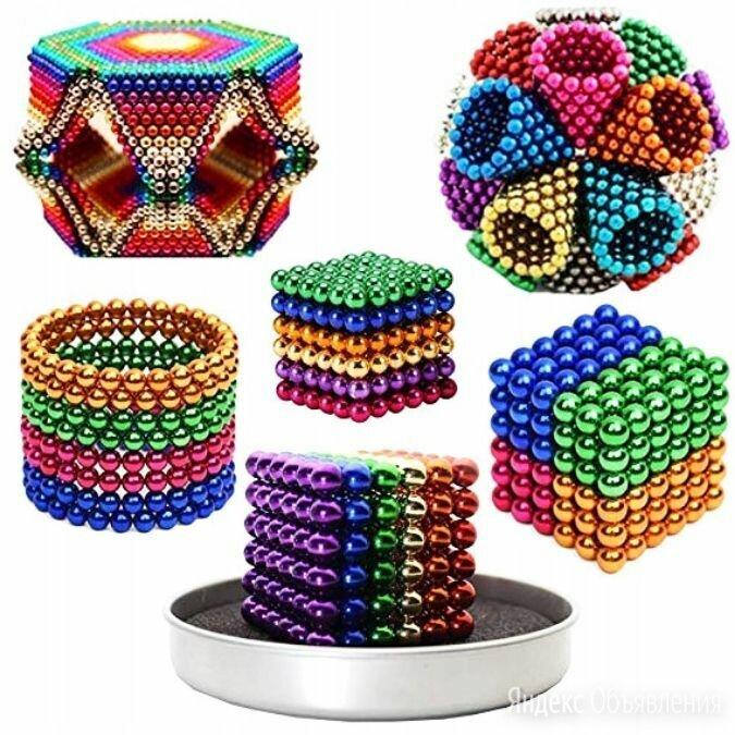 Новая Головоломка неокуб (neocube) разноцветный 216шт  по цене 999₽ - Головоломки, фото 0